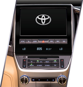 In-Dash Entertainment System
